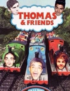Tom Parker - Thomas & friends