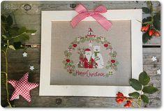 Portrait de Noël par MadameChantillyxxx sur Etsy