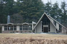 Our Savior Lutheran Church, Clyde, NC