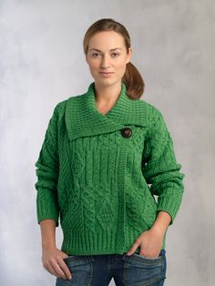 213 Best Traditional Modern Aran Irish Sweaters Knitwear Images