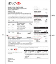 Statement Sample Of Credit Card Example Uk Template Billing In Credit Card Statement Template