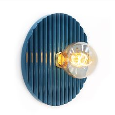 Riviera Ceiling lamp - Blue