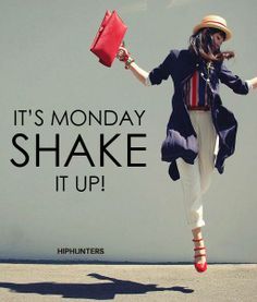 It's Monday once more so make it great!! www.hiphunters.com