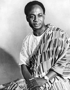 Dr Kwame Nkrumah of newly independent Ghana Ghana mid to late 1950s The British crown colony of the Gold Coast became its own country of Ghana on...