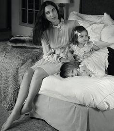 New Photos of Tatiana, Sacha and India Casiraghi