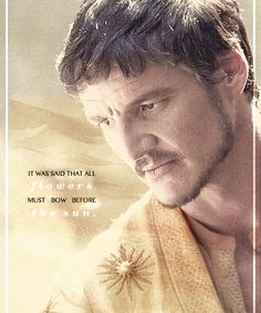 Great quote for the relationship between Dorne and High Garden