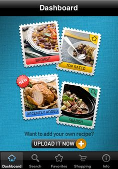 get crocking - crock pot app