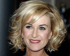 Glamorous Blonde Hairstyle