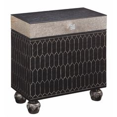Gail's Accents 37-499TR Bling Bling Trunk