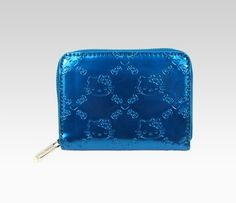 Hello Kitty Teal Wallet: Embossed Wed: Fave Bow Pic #SephoraHelloKitty