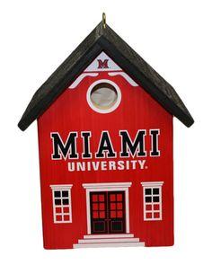 Birdhouse Miami University 12078301
