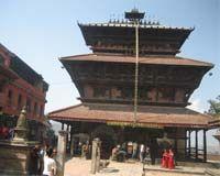 BHairaba temple at Bhaktapur