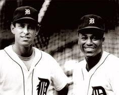 Alan Trammell & Lou Whittaker.....best short stop & second baseman ever!!!!!