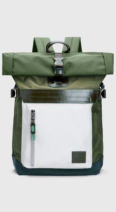 Rollpack Khaki Green Light Sand - - Landing pages - Shop – Stutterheim  Raincoats. Brandon King · Bags and Packs e11b4de4bbc0a