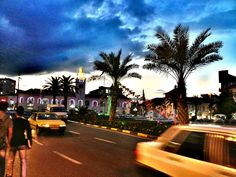 شهرداري رشت مهر ماه 1391 IRAN - RASHT