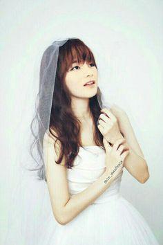 Gu Hye Sun didn't accept any pay for wedding pictorial Bts Beautiful, Beautiful Couple, Percabeth, Korean Actresses, Actors & Actresses, Gu Hye Sun, Seokjin, Ahn Jae Hyun, Taehyung Fanart