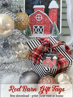 10 Absolutely Free Holiday Printables -