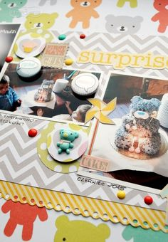 New Product, Product Launch, Scrap, Buttons, Cake, Desserts, Collection, Food, Tailgate Desserts
