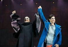 Frollo e Gringoire - foto di Michela Piccinini