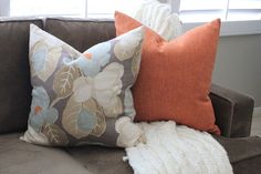 BDG Style: Tangerine and Seafoam project