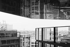 Jean-Philippe Jouve | Black and White | Photography | Madrid | Reflection