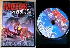 Demo PC dos/windows - Motor Special - top games collection - BO MEDIA