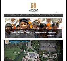 Empresa: Fundacion Adentro, S.A.  Role: Organización en pro de Guatemala. Web: www.fundadentro.org