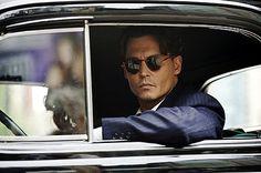 Johnny Depp - Public Enemies - Vintage Eyewear by Old Focals