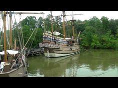 SL w8 - Tour Jamestown Settlement video - ss