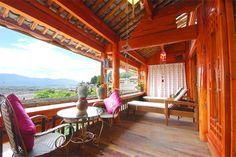 The Tea Boutique Hotel, Lijiang, Yunnan. http://thetea.blogbus.com/