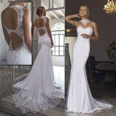 48 Wow Evoking Mermaid Wedding Dresses to Make Him Fall for You All Over Again