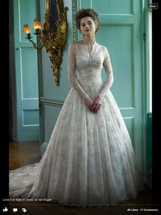 Alternative wedding dress colour