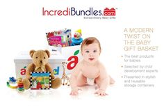 IncrediBundles.com – Extraordinary Baby Gifts (And Get a Free Book!) | The Shopping Mama