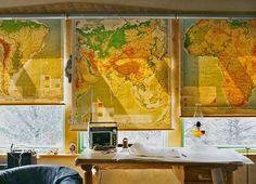 RePurpose WED – Vintage Maps | Stylish Patina