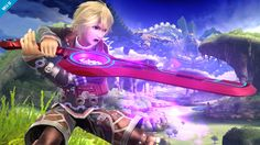 Super Smash Bros. for Nintendo 3DS / Wii U: Shulk (Wii U 1)