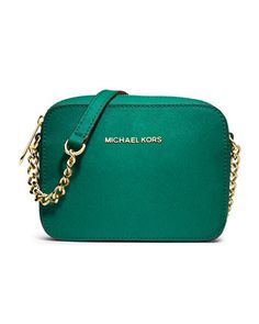 d247f4f157 Jet Set Crossbody by MICHAEL Michael Kors at Neiman Marcus. I own this in  Royal