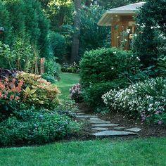 Stone Walkways For Enjoying a Breathtaking Landscape
