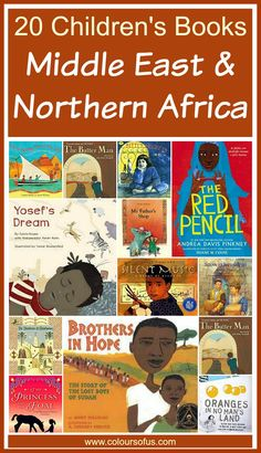 Children's Books set in the Middle East & Northern Africa