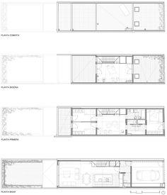 Vallribera Arquitectes > Casa entre mitgeres al Centre de Terrassa | HIC Arquitectura