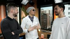 Chester, Mike and Brad