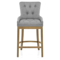 Shop from our huge range of Bar Stools at Atlantic Shopping, all with free next day delivery. Find a Bar Stool to suit any room, taste & budget. Tweed Fabric, Grey Fabric, Herman Miller, Kitchen Worktop Height, White Bedroom Chair, Imperial Design, Small Swivel Chair, Floor Protectors For Chairs, Oversized Chair And Ottoman
