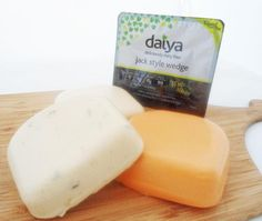 Daiya's got new melting wedges! I CAN DIE HAPPY NOW.