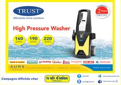 TRUST - High Pressure Washer