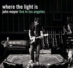 John Mayer - Where the Light is (Live in LA) Full Concert - YouTube