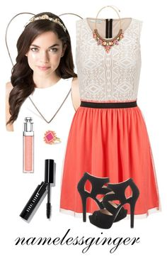not too shabby by namelessginger on Polyvore featuring polyvore fashion style maurices Qupid Accessorize Bebe Bobbi Brown Cosmetics Christian Dior clothing