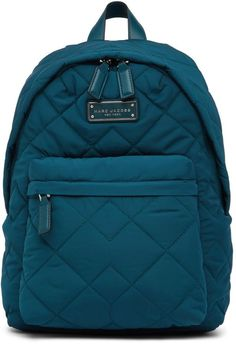18a6b96f1b0 Marc Jacobs Quilted Nylon Backpack