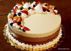 Sweet Desserts, Vegan Desserts, Cake Recipes, Dessert Recipes, Vegan Kitchen, Mousse Cake, Homemade Cakes, Something Sweet, Dessert Bars