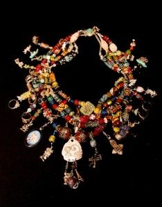 Overview of a lifetime: Pat M Treasure Necklace Aug 12