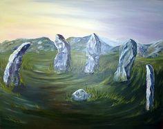 Guardian Stones by angelasowdon on Etsy, £175.00