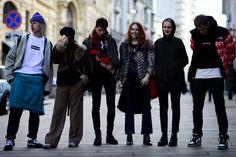 Fashion Week Moscow Russia Street Style - Fall 2016 Photos | W Magazine